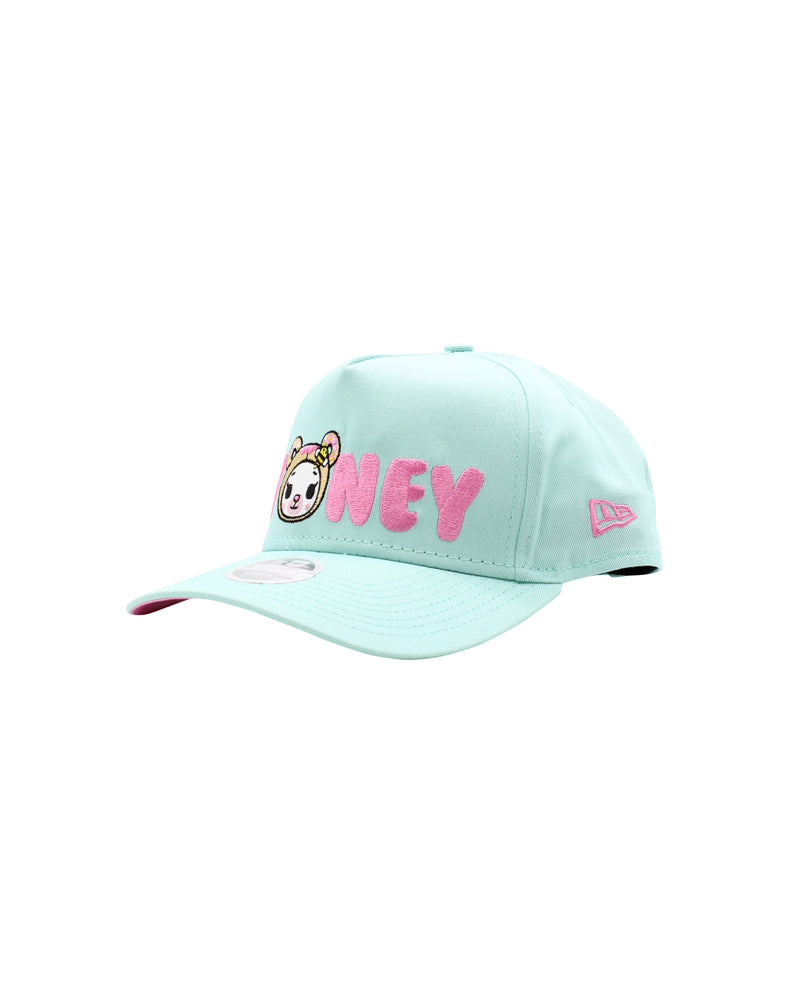Honey Bear Women's Snapback Side