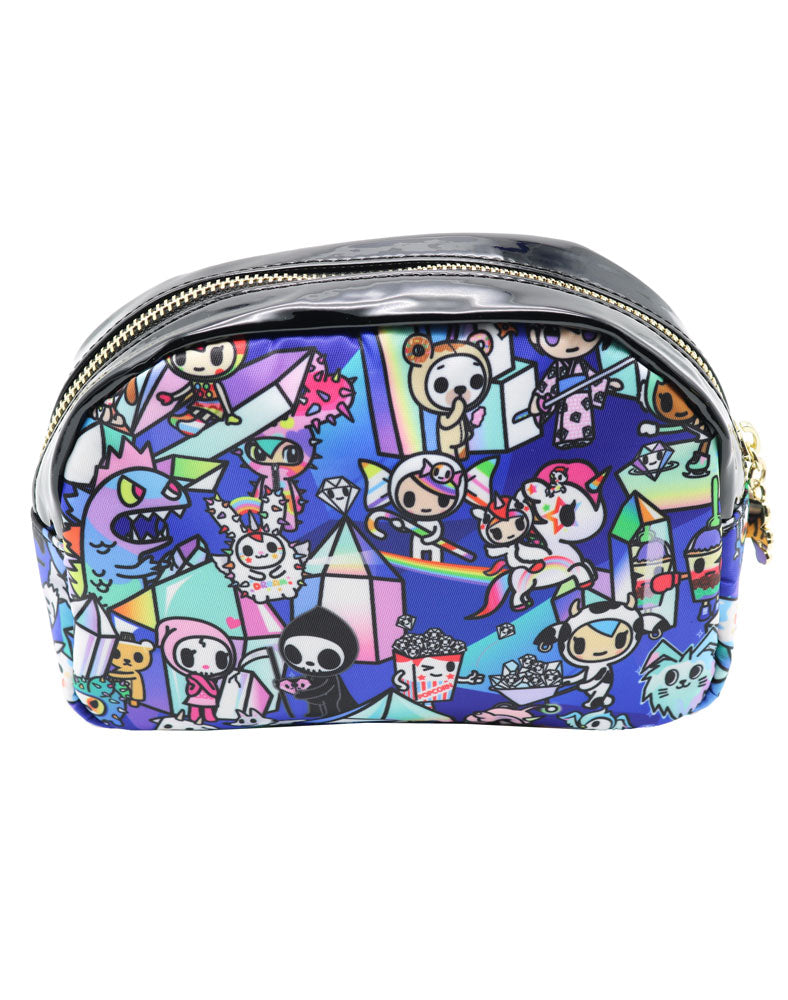 Crystal Kingdom Cosmetic Case Back
