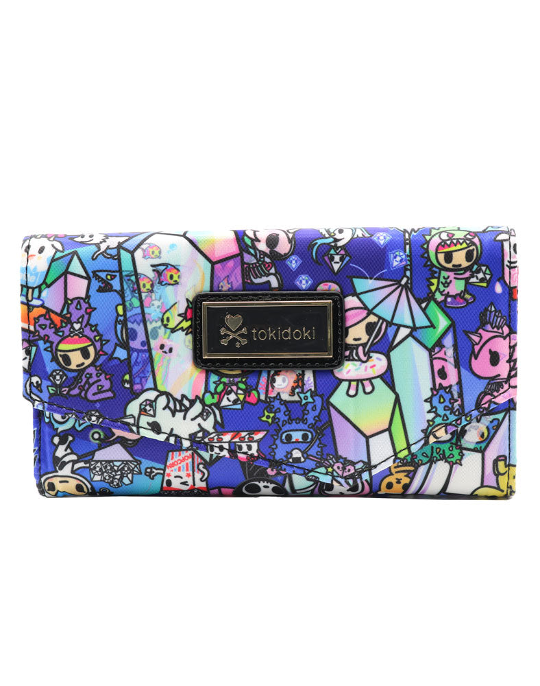 Crystal Kingdom Long Wallet