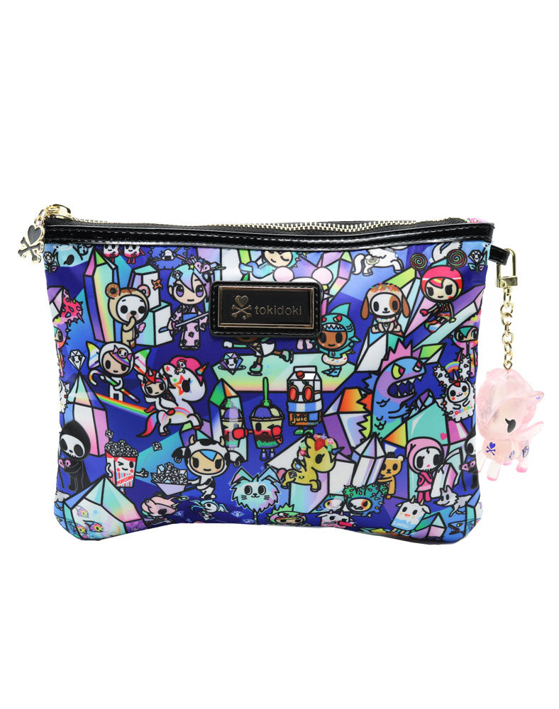 Crystal Kingdom Zip Pouch