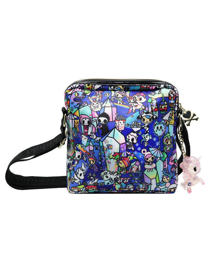 Crystal Kingdom Crossbody Back
