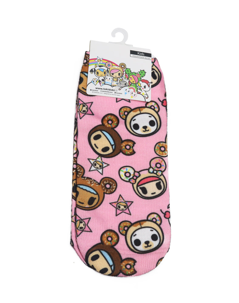 Donutella & her Sweet Friends Sublimated Socks (Kids)