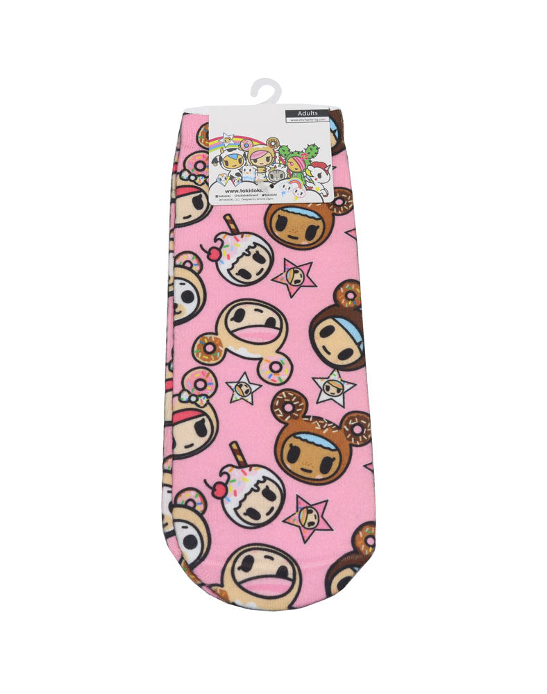Donutella & her Sweet Friends Sublimated Socks (Adult)