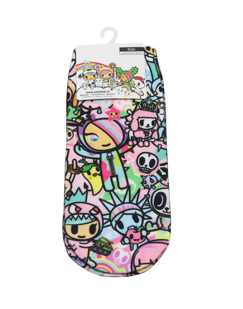 Pastel Pop Sublimated Socks (Kids)