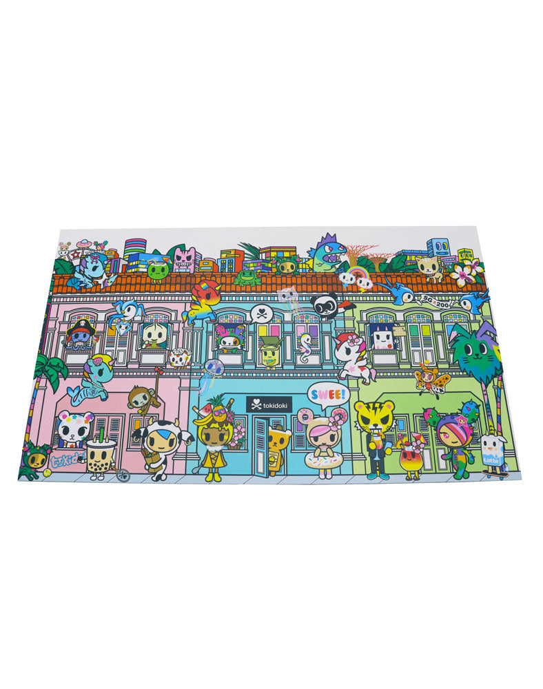 tokidoki Patch Set Folio3