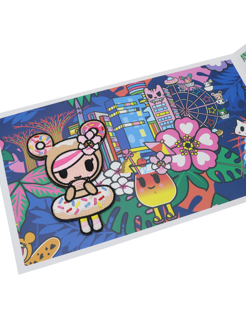 tokidoki Patch Set Folio1