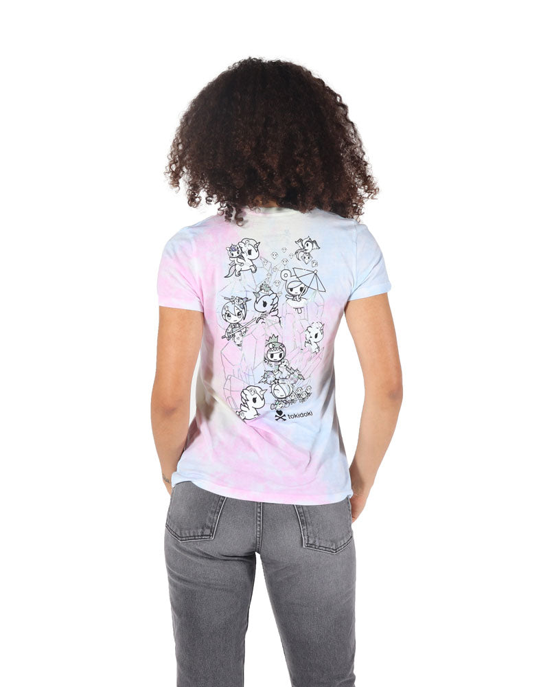 Crazy Diamond Tee Back