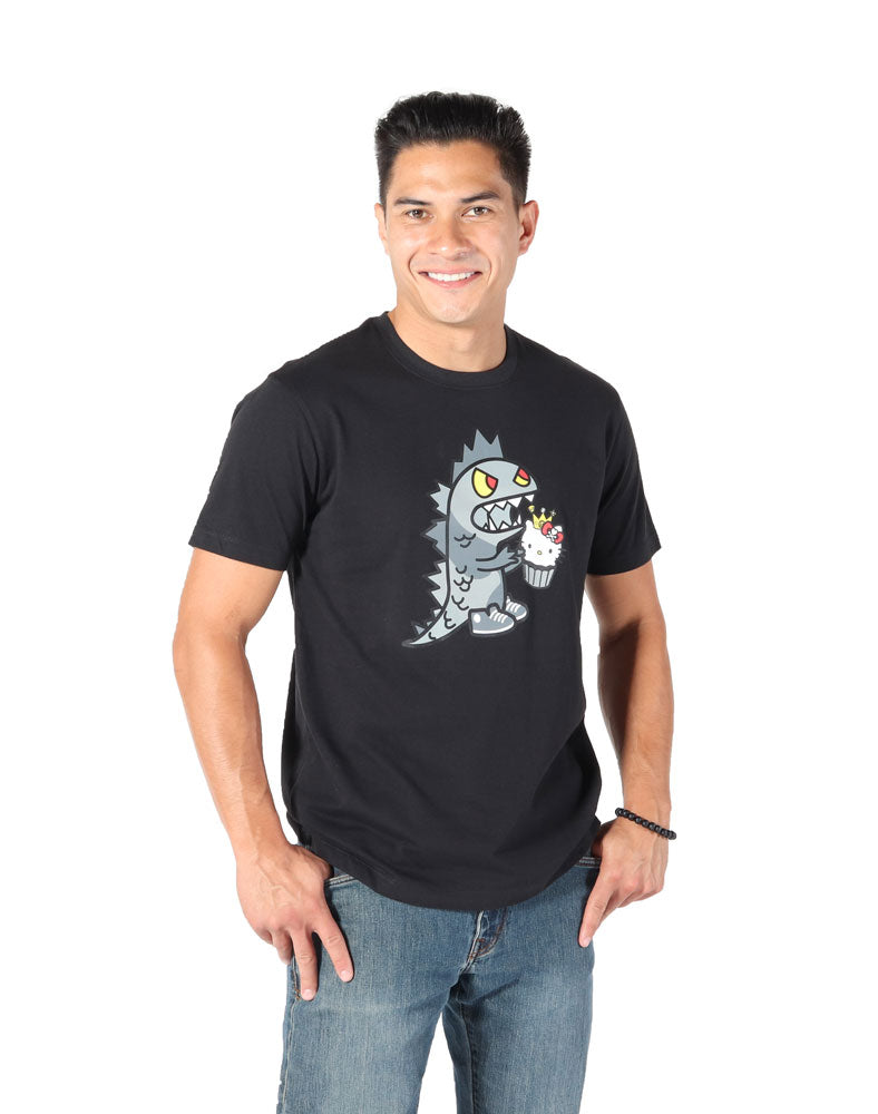 tokidoki x Hello Kitty Hello Kaiju Cake Tee