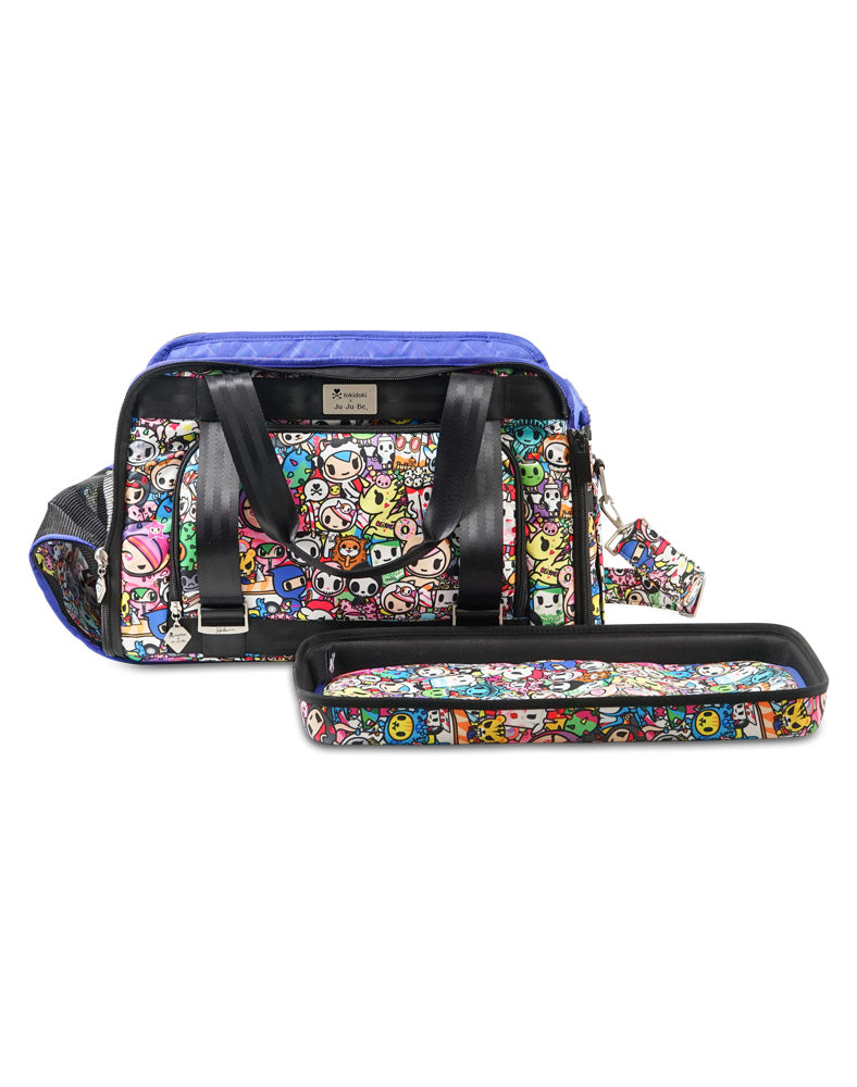 tokidoki x Ju-Ju-Be Pet Passport Iconic 2.0 front