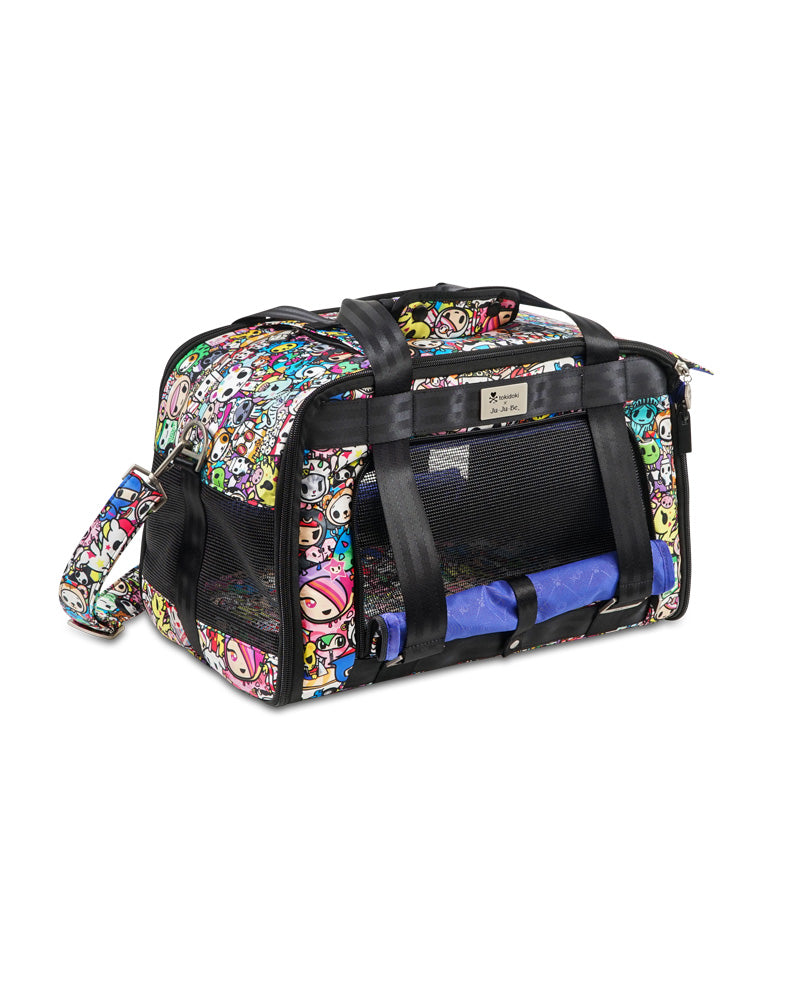 tokidoki x Ju-Ju-Be Pet Passport Iconic 2.0 side