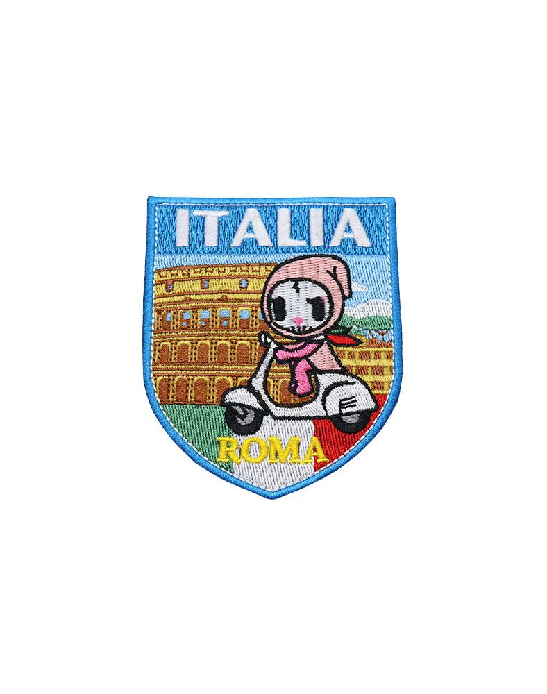 Travel Italia Iron-on Patch