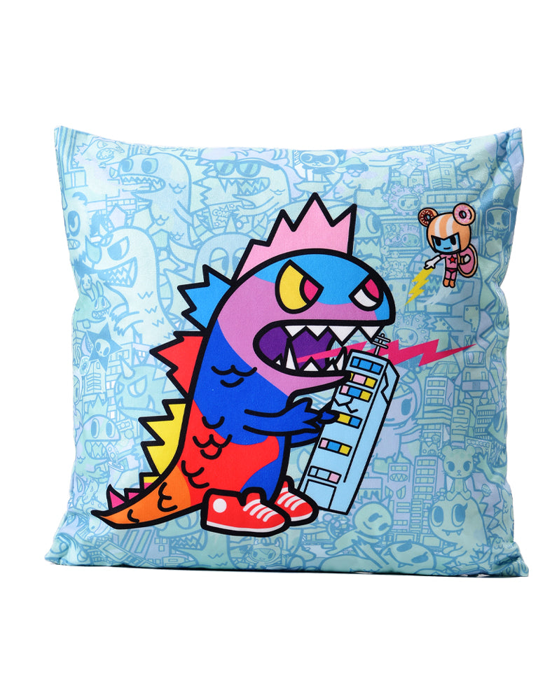 Kaiju Pillow