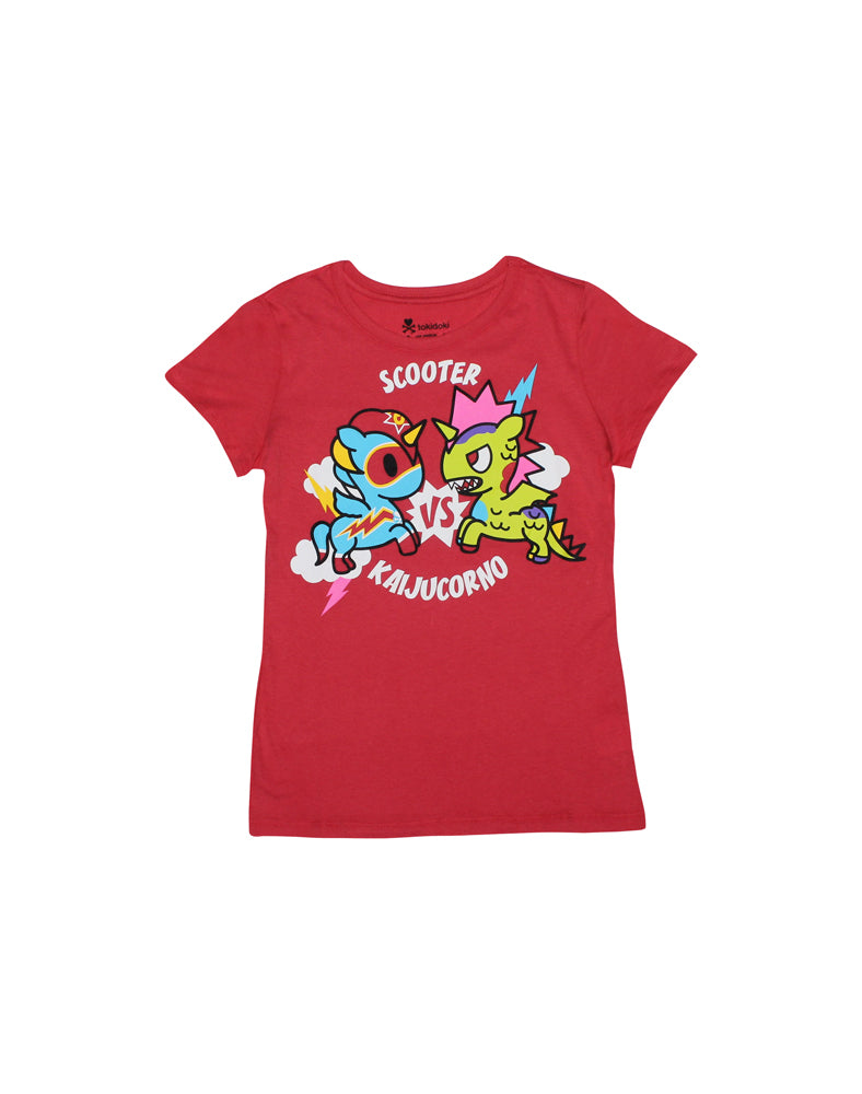 tokidoki-Con Unicorno Battle Tee