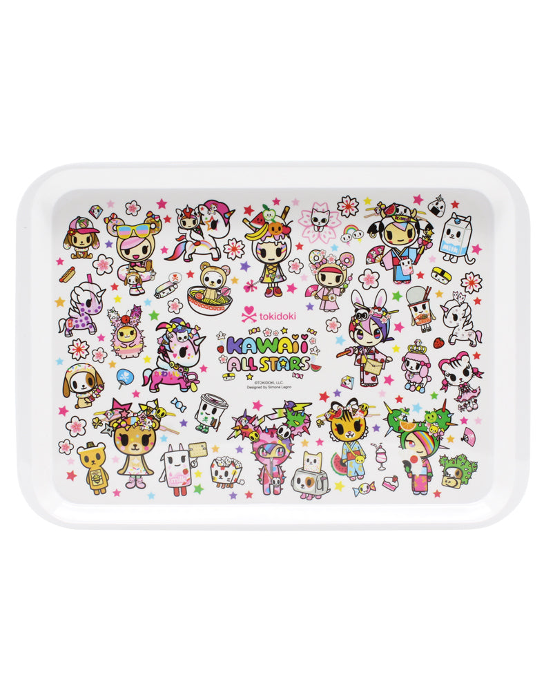 tokidoki-Con Kawaii All-Stars Tray