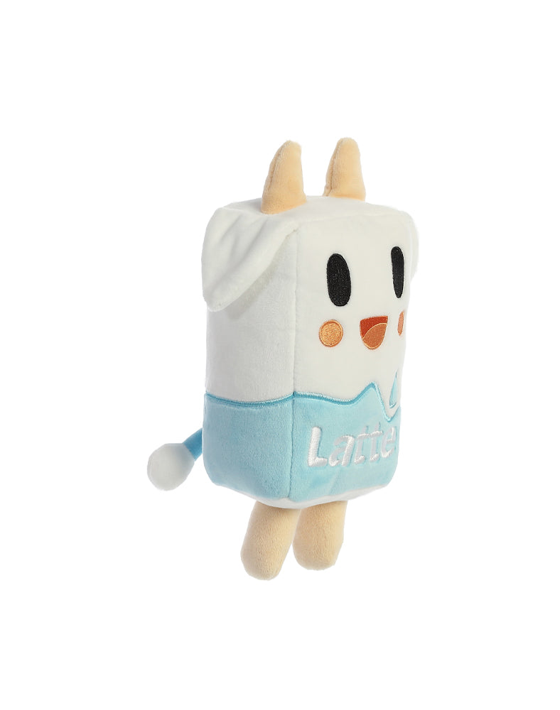 "Latte 7.5"" Plush Side"