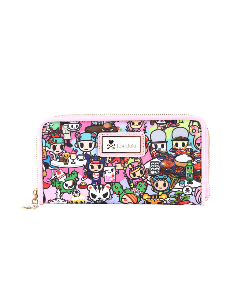 Toki Takeout Long Wallet