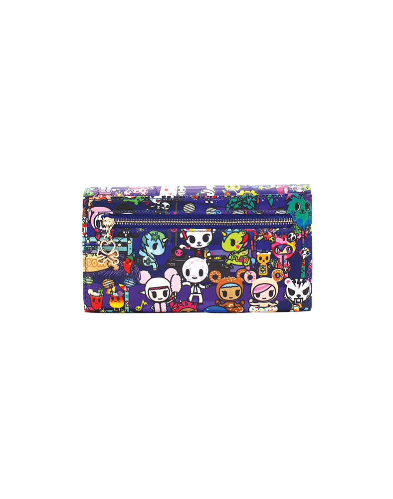 TokiFesta Long Wallet Back