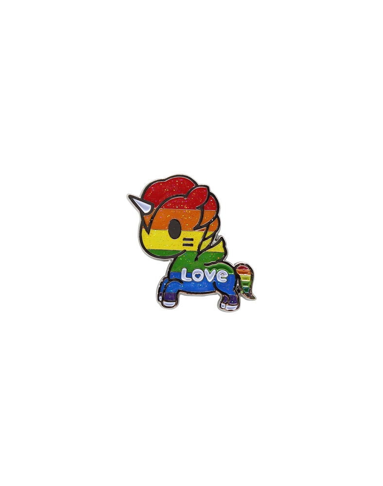 Love Enamel Pride Pin