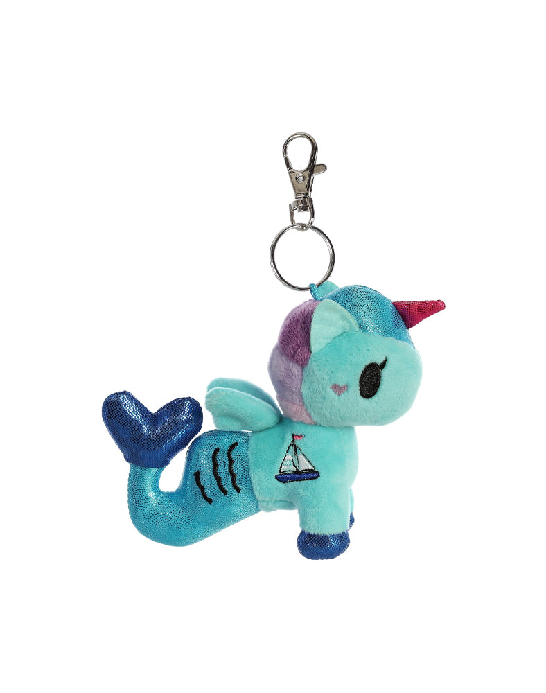 Marina Mermicorno Plush Clip-On Side