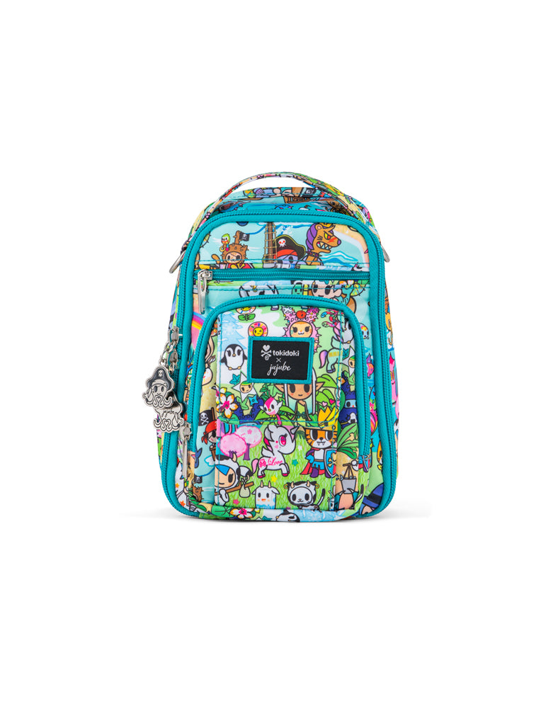 tokidoki x JuJuBe Mini Be Right Back Fantasy Paradise Front