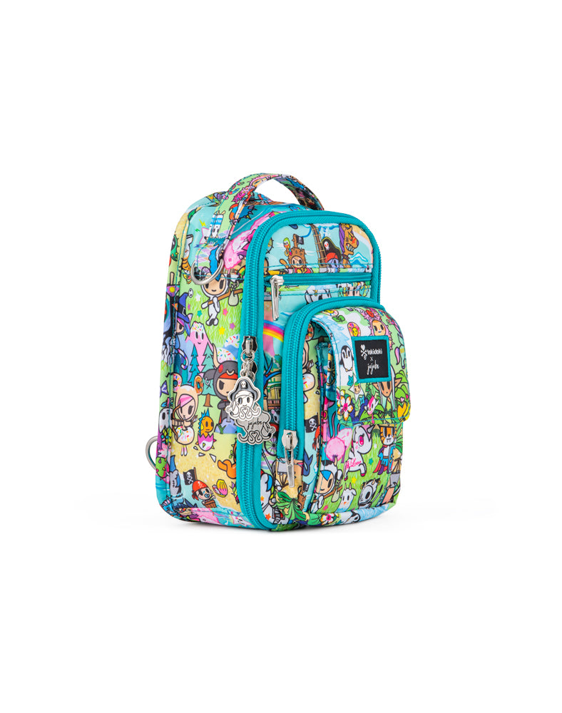 tokidoki x JuJuBe Mini Be Right Back Fantasy Paradise Side