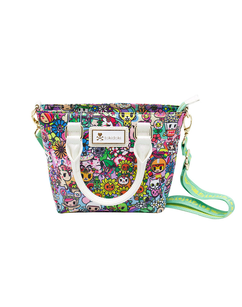 tokidoki Flower Power Mini Bag Front