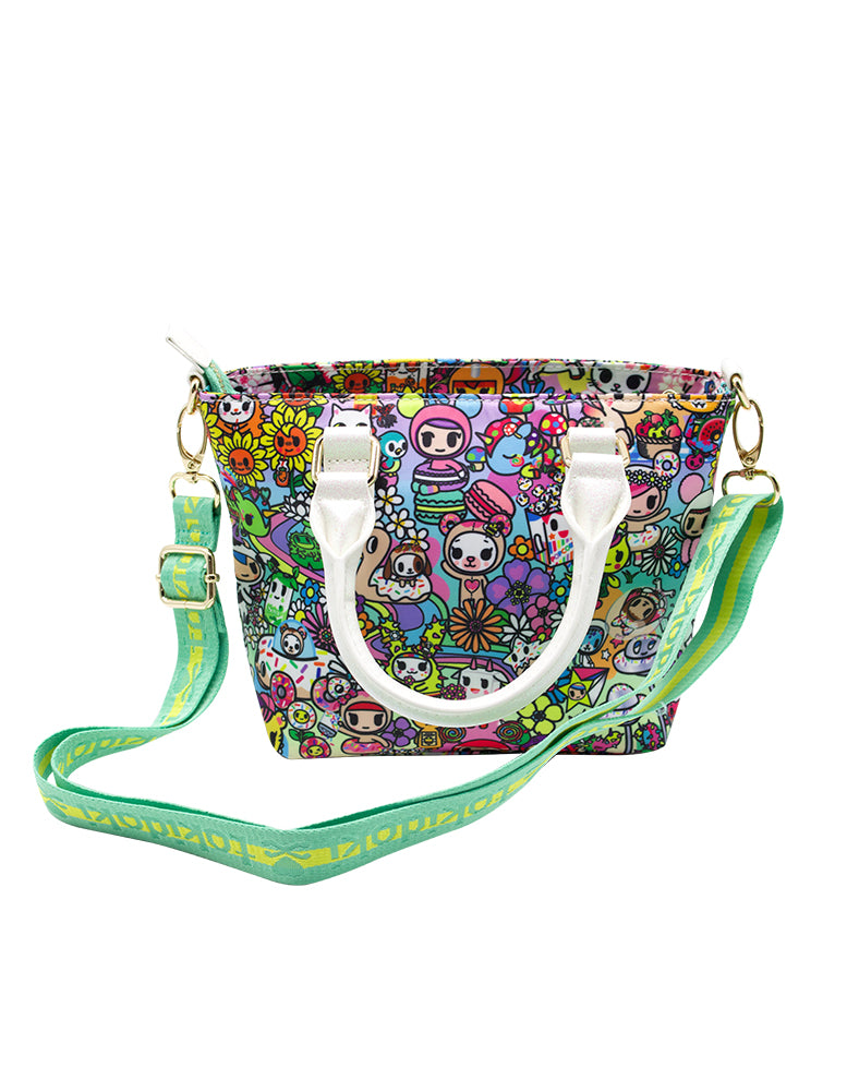 tokidoki Flower Power Mini Bag Back