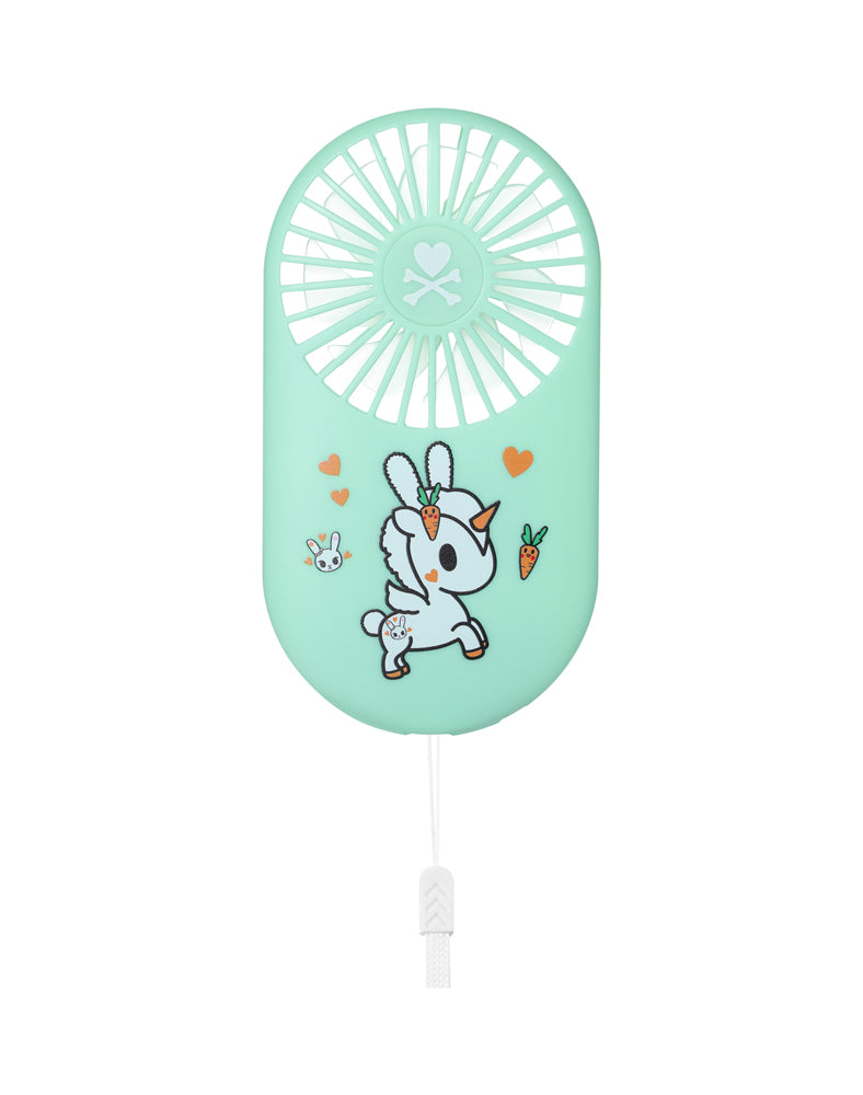 Usagi Unicorno Mini Handheld Fan