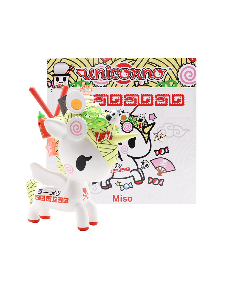 "tokidoki-Con Miso 10"" Statuette with Box"