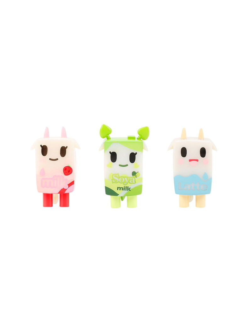 Moofia 3-Pack Collectible Figures