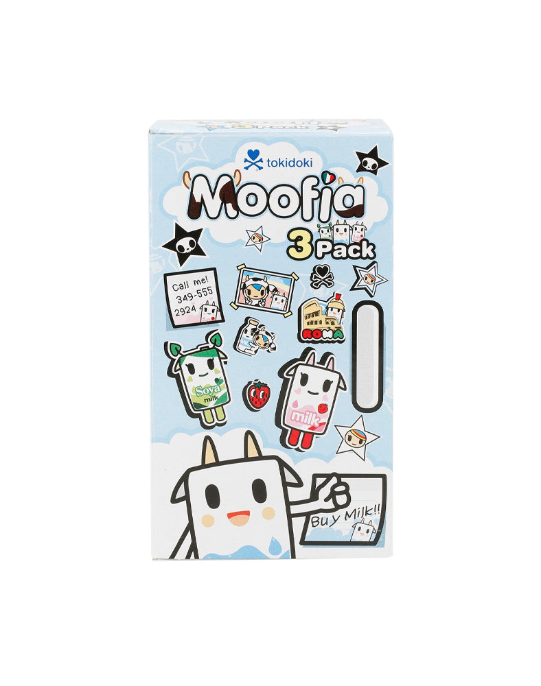 Moofia 3-Pack Packaging (Front)