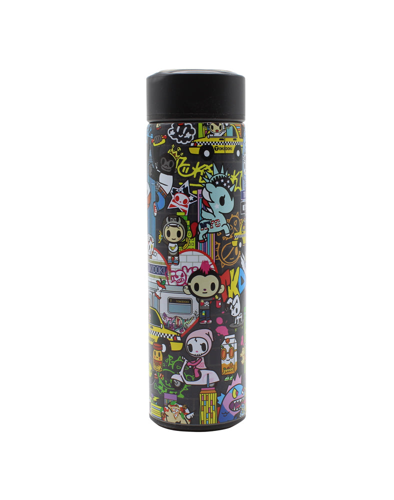 NYC Collection Stainless Steel Bottle