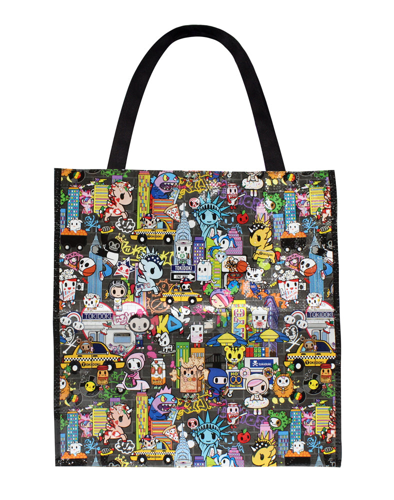 NYC Collection Vinyl Tote