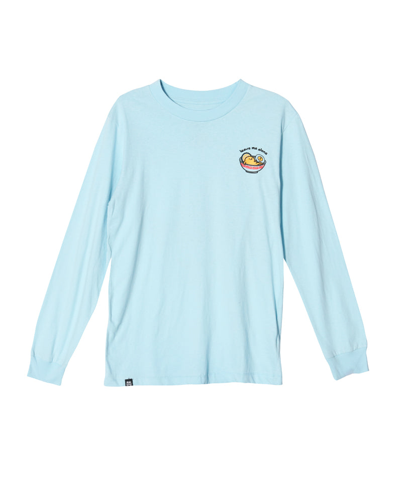tokidoki x gudetama Gude No Thank You Long Sleeve Tee (Unisex)