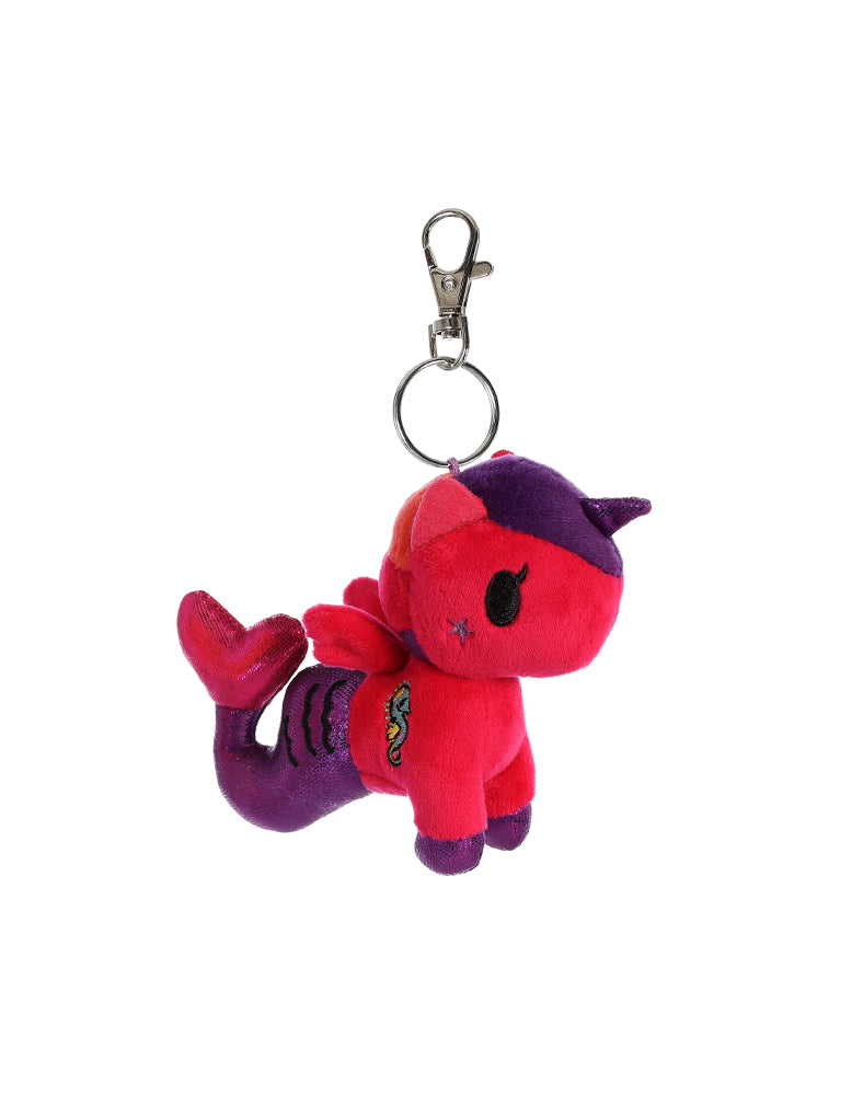Oceania Mermicorno Plush Clip-On