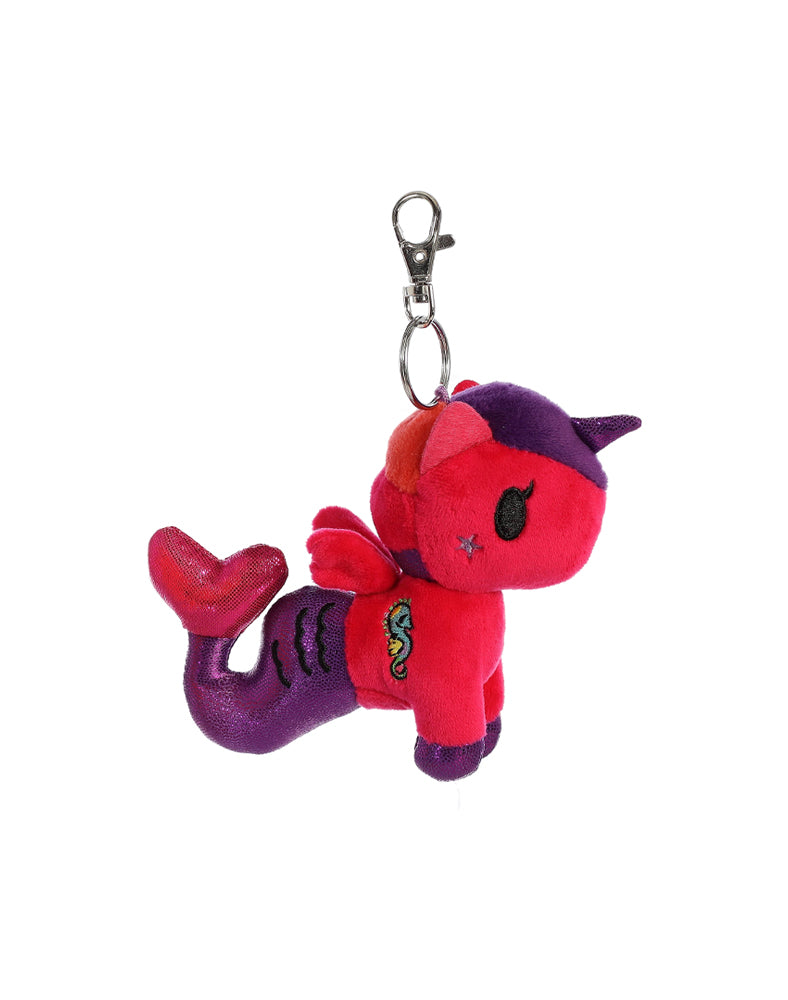 Oceania Mermicorno Plush Clip-On Side