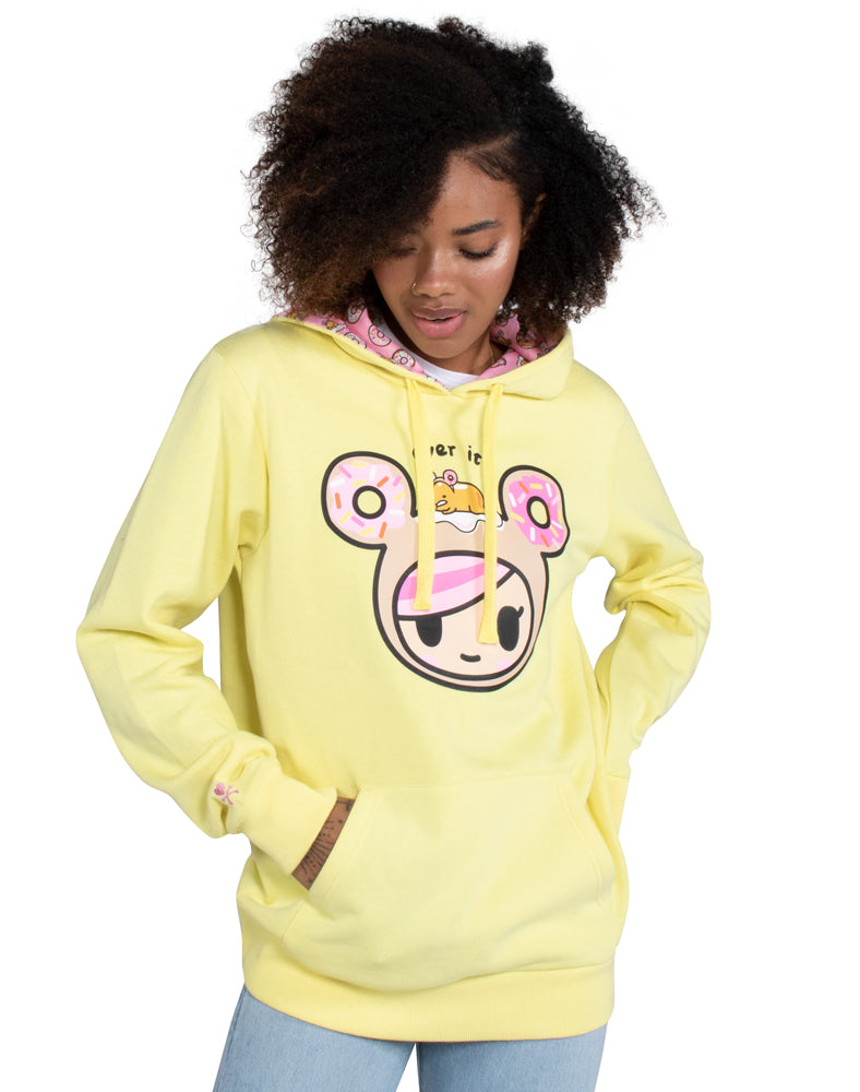tokidoki x gudetama Over It Hoodie