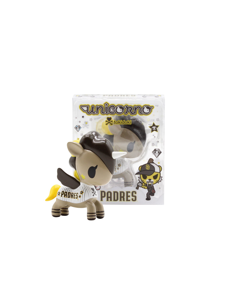 tokidoki x MLB Padres Unicorno (Online Exclusive) Packaging