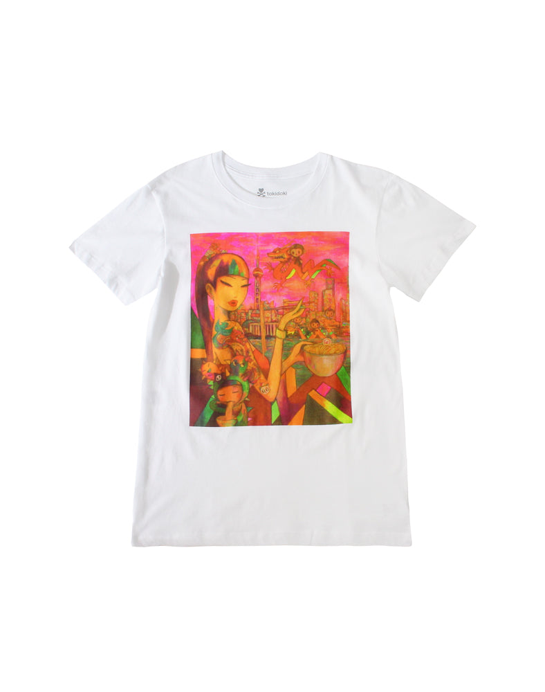 Pearl Painting Boy Fit Tee