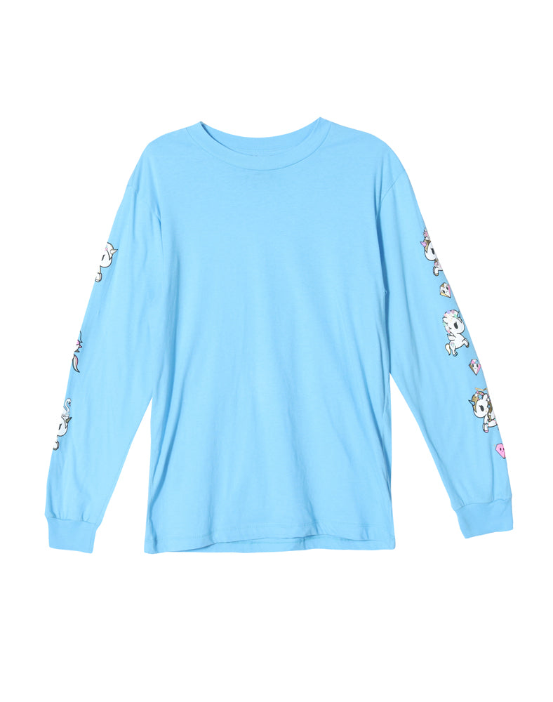 Pearly Pony Long Sleeve Tee (Unisex)