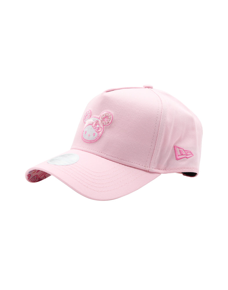 tokidoki x Hello Kitty Pink Tone Kitty Women's Snapback Side