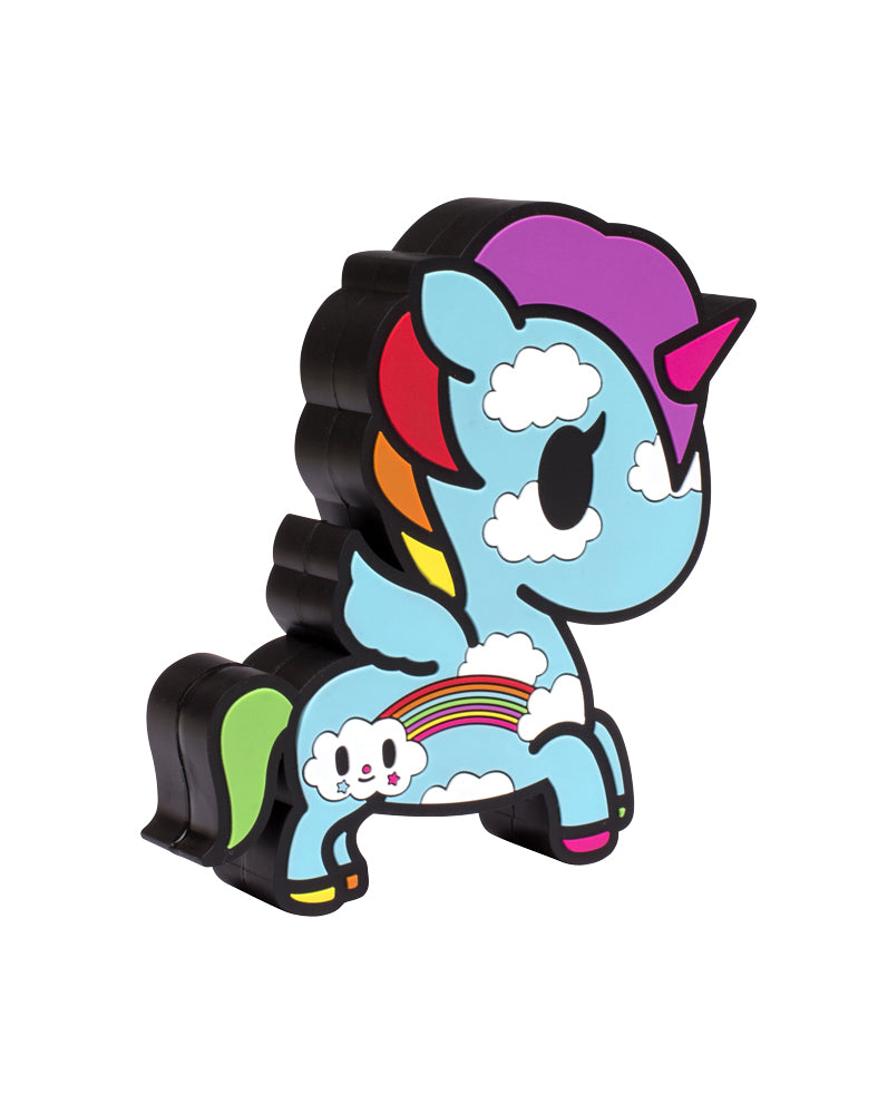 Pixie Unicorno Powerbank front