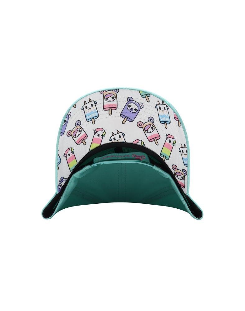 Pop Star Women's Snapback Under Brim