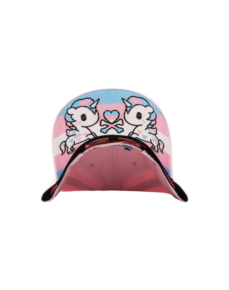 Marsha Snapback Sublimated Brim
