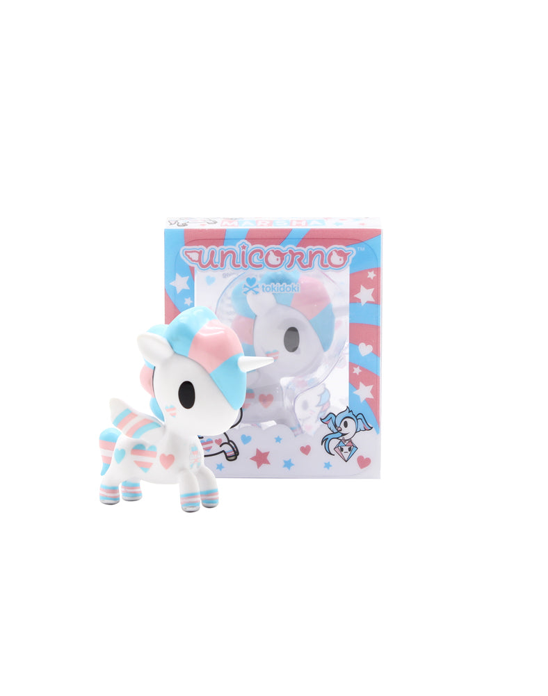 "Marsha 3"" Unicorno Packaging"