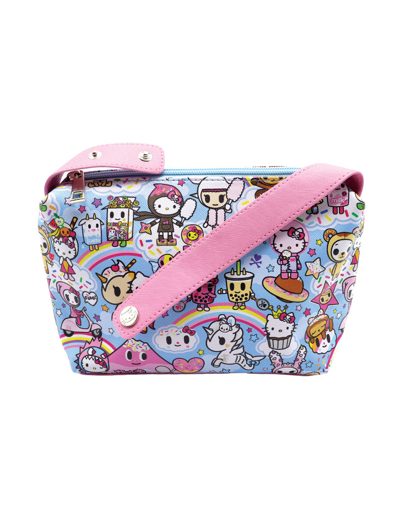 tokidoki x Hello Kitty Sky Blue Purse Back