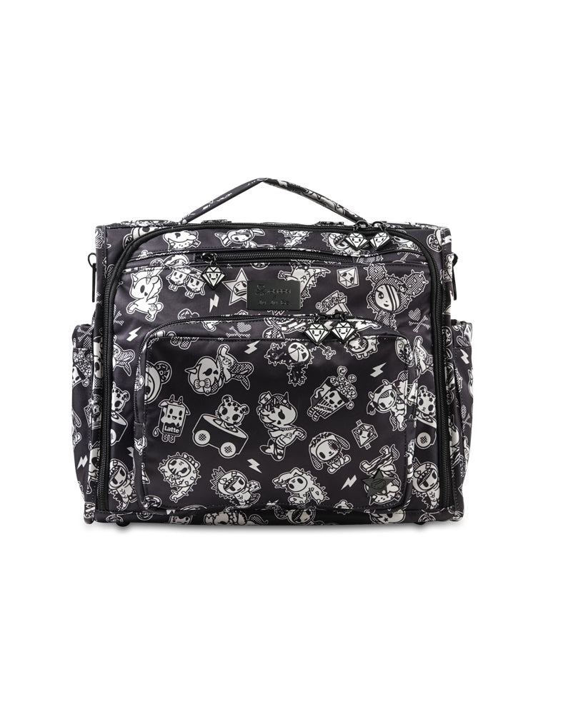 tokidoki x Ju-Ju-Be B.F.F. Diaper Bag Queen's Court front