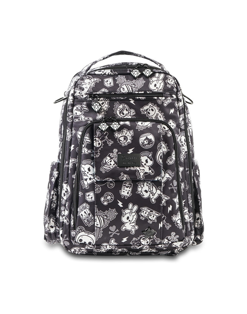 tokidoki x Ju-Ju-Be Be Right Back Backpack Queen's Court front