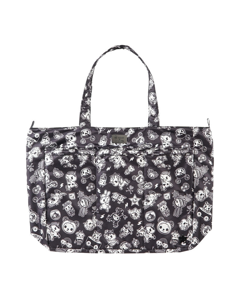 tokidoki x Ju-Ju-Be Super Be Tote Queen's Court front