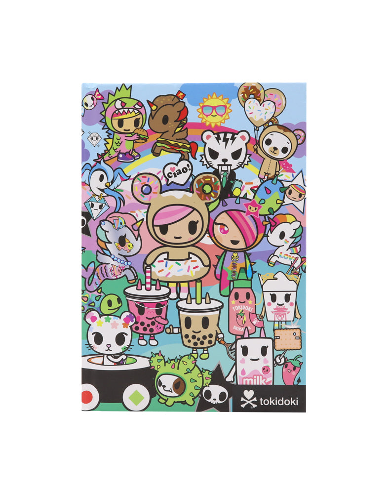 Rainbow Friends Notebook
